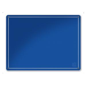 Glassboard FLAT Blue
