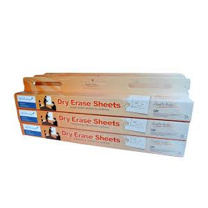 Dry Erase Static Sheets